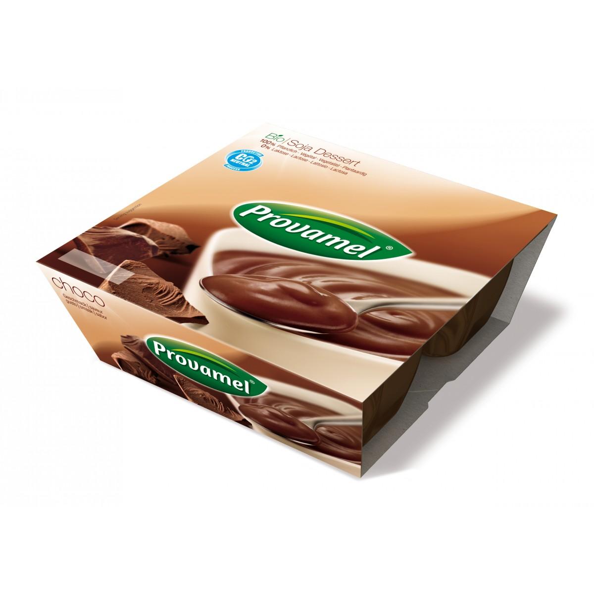 Soja Dessert Chocolade 4-pack
