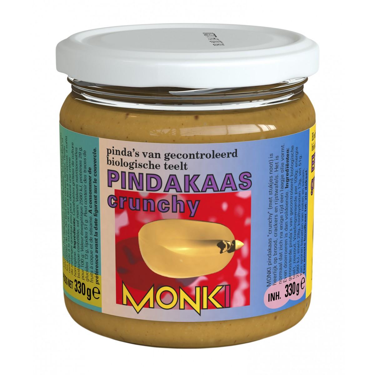Pindakaas Crunchy