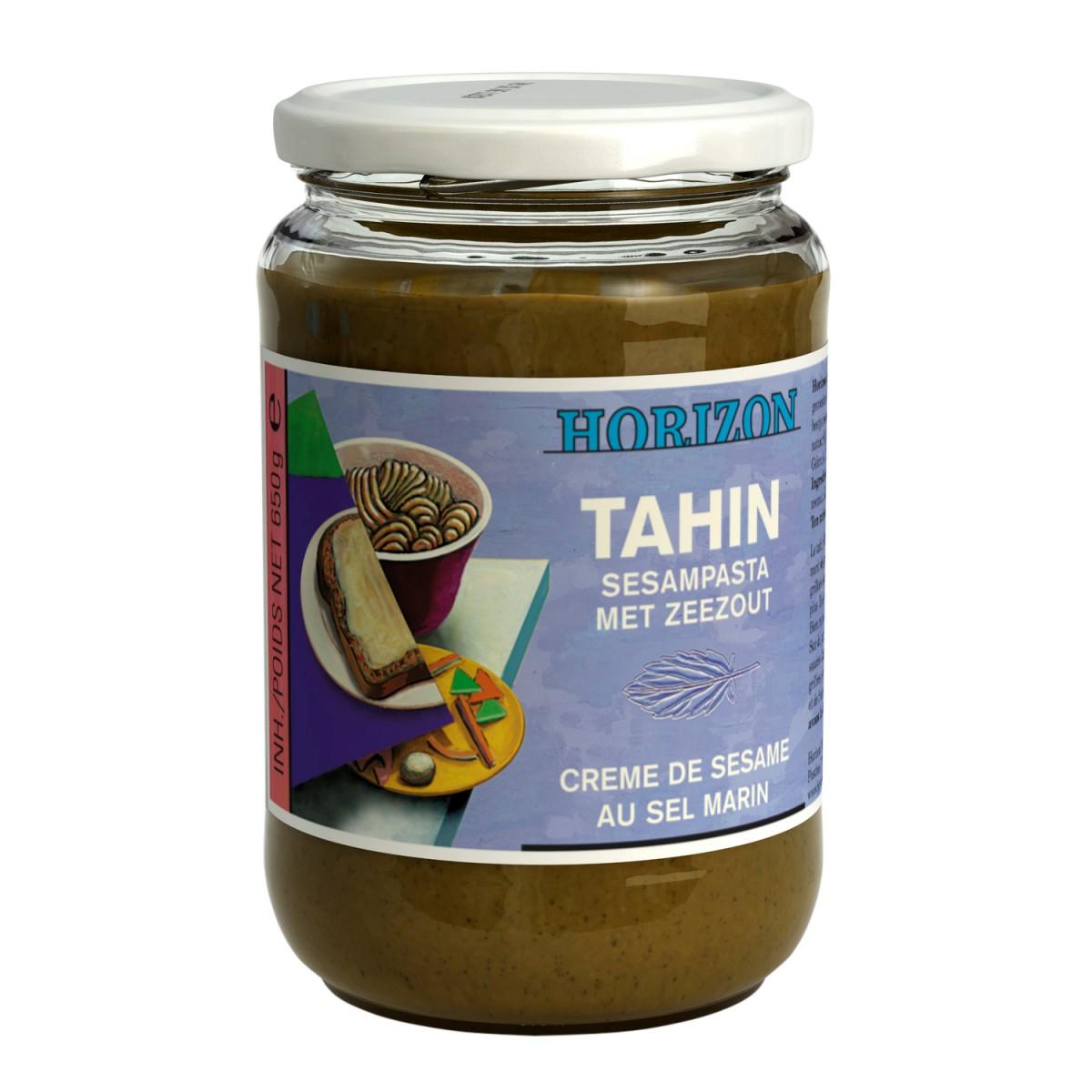 Tahin Met Zeezout 350 gram