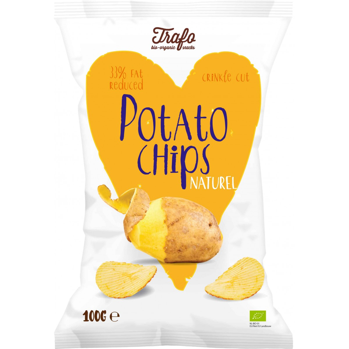Light Chips Naturel