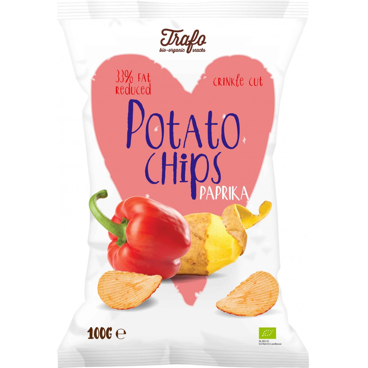 Light Chips Paprika