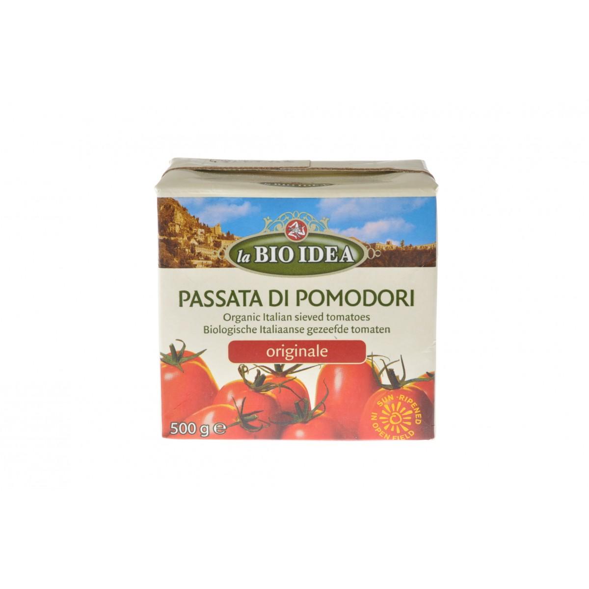 Tomaten Passata 500 gram (pak)