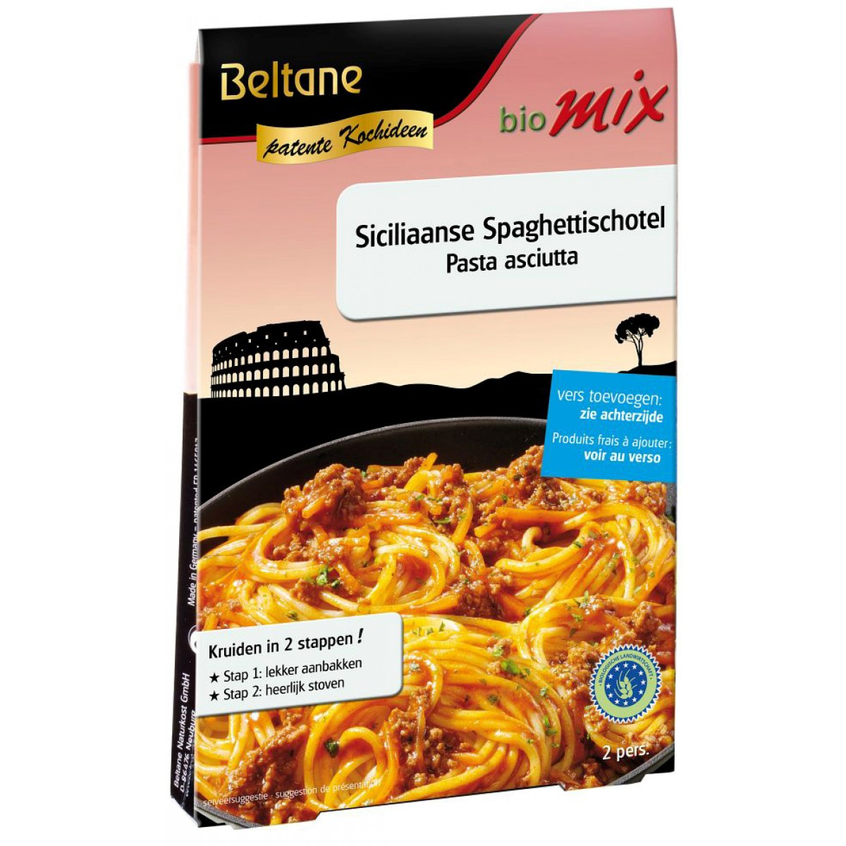 Siciliaanse Spaghettischotel
