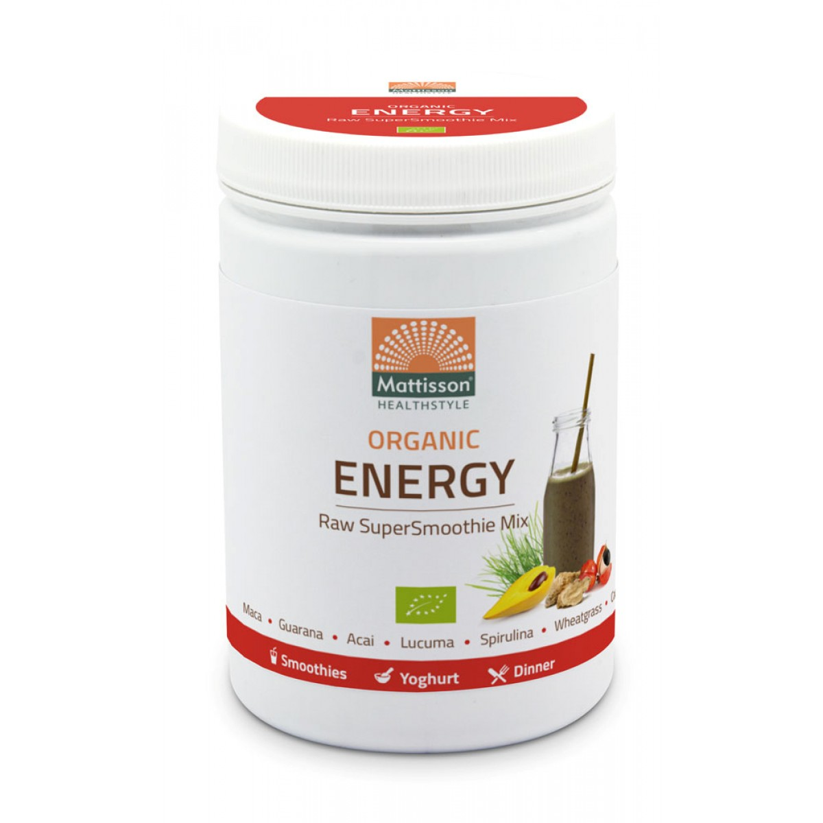 Super Smoothie Raw Energy Mix