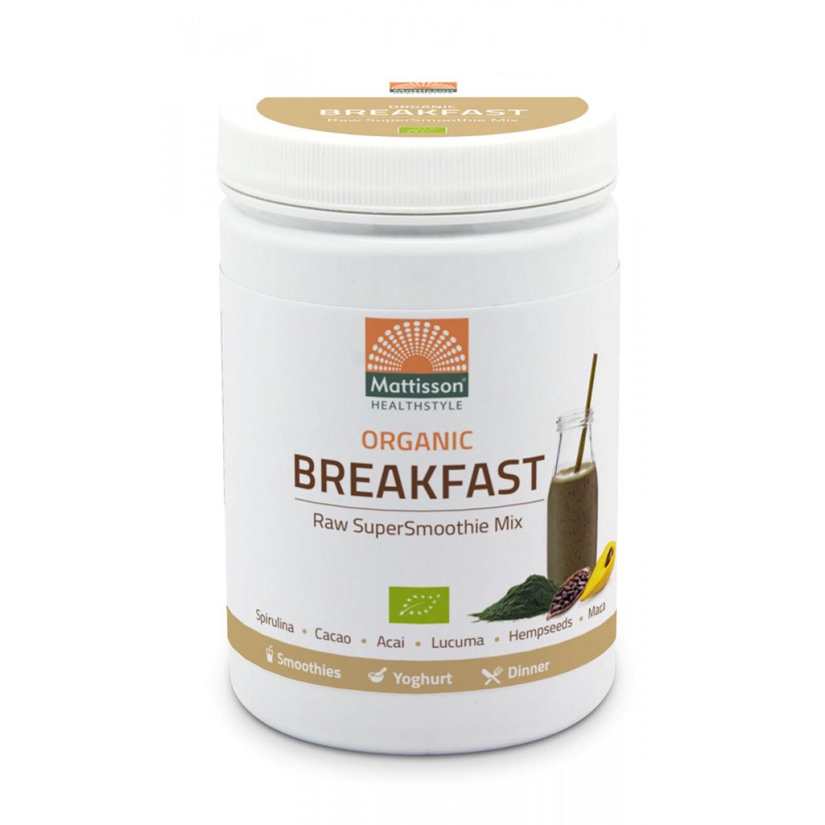Super Smoothie Raw Breakfast Mix