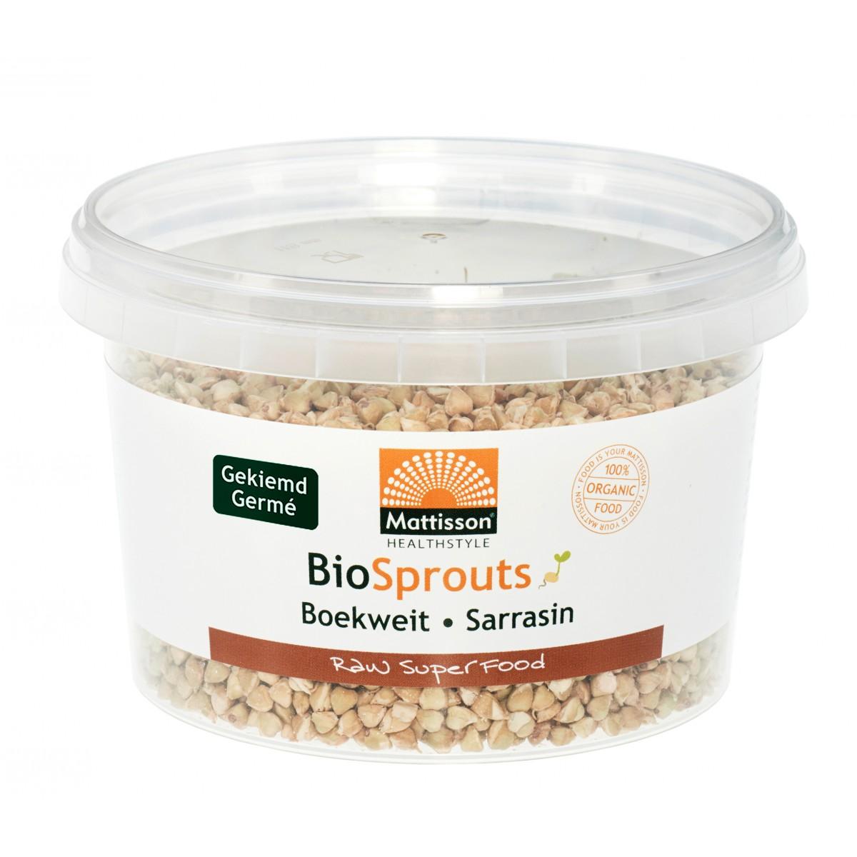 Boekweit Bio Sprouts
