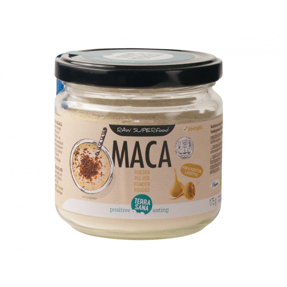 Maca High Energy Poeder 175 gram