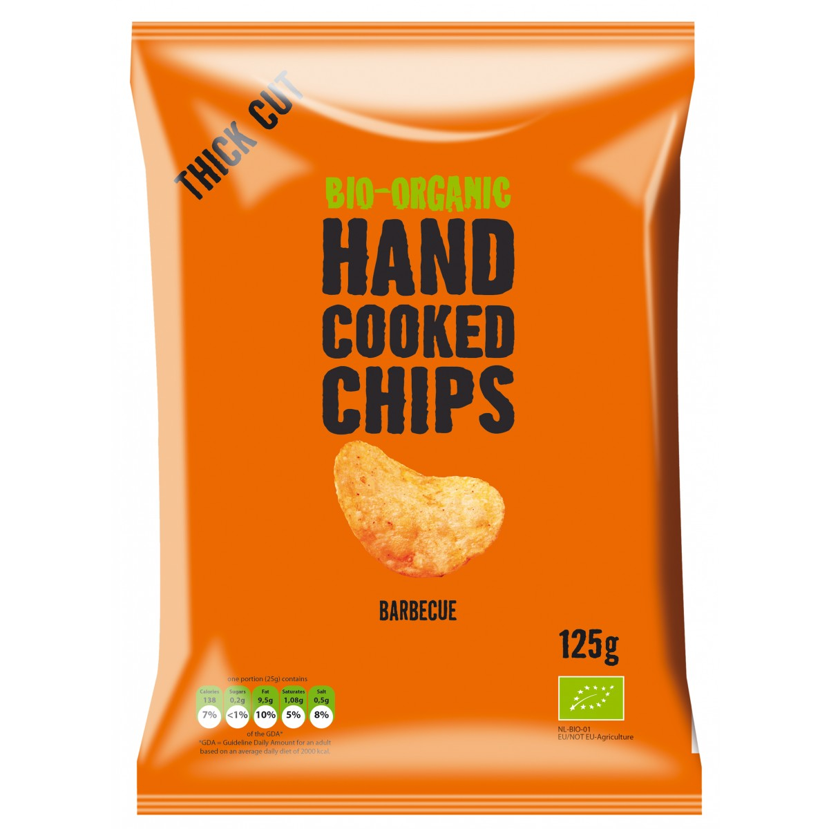 Handcooked Chips Barbecue