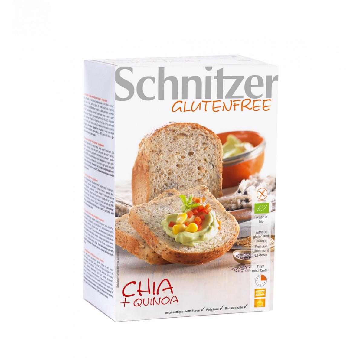Chia met Quinoa