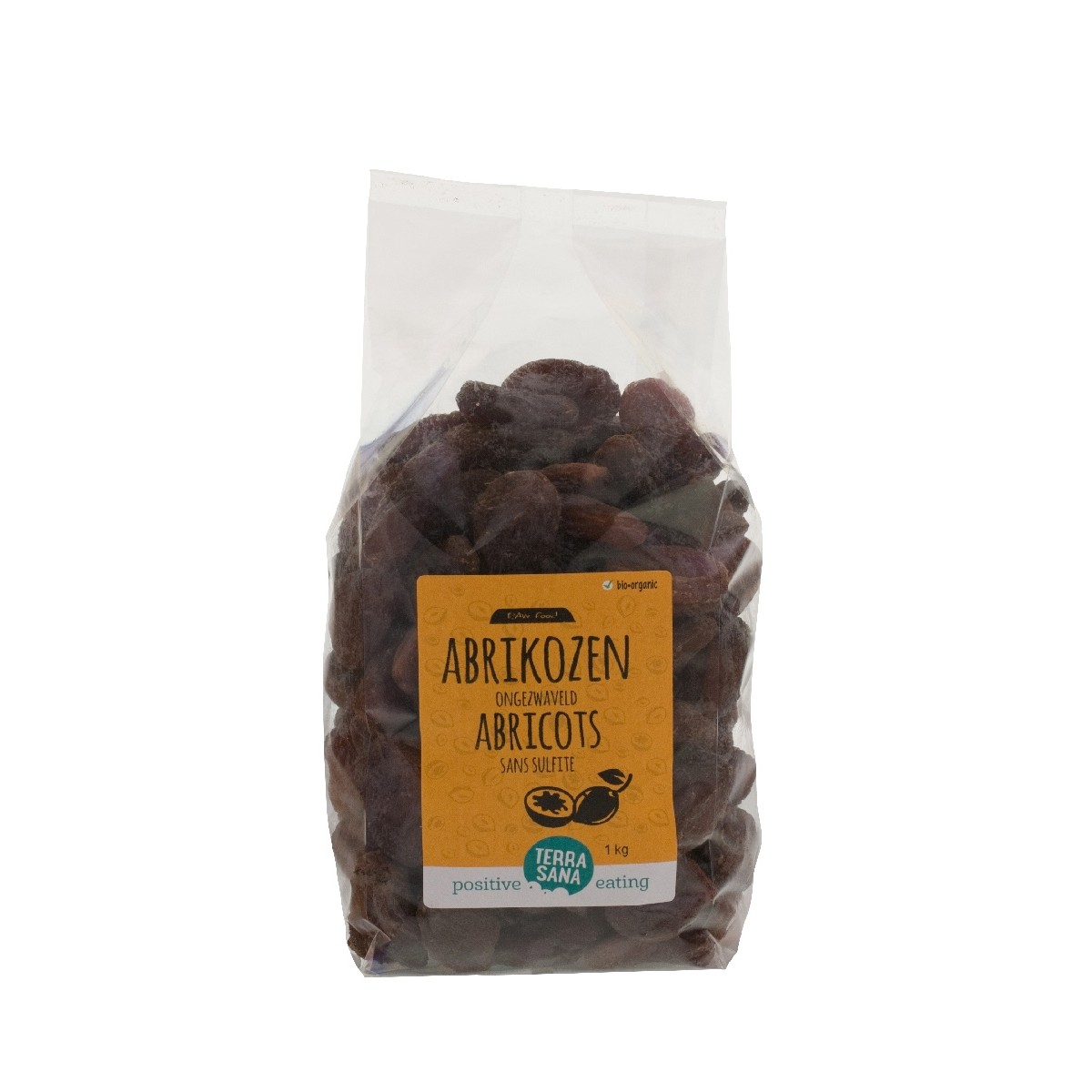 Abrikozen 1 kilo