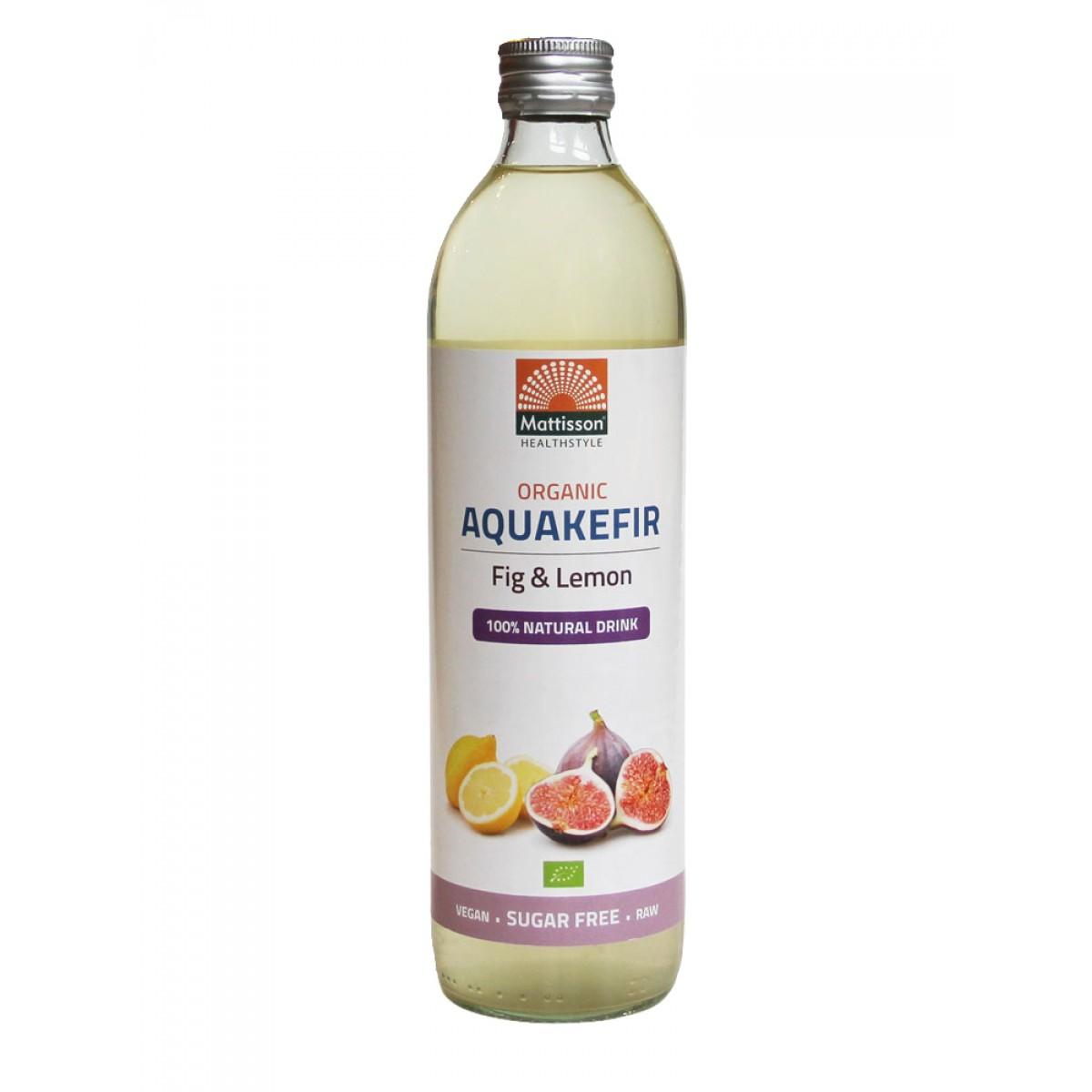 Aquakefir Vijgen & Citrus