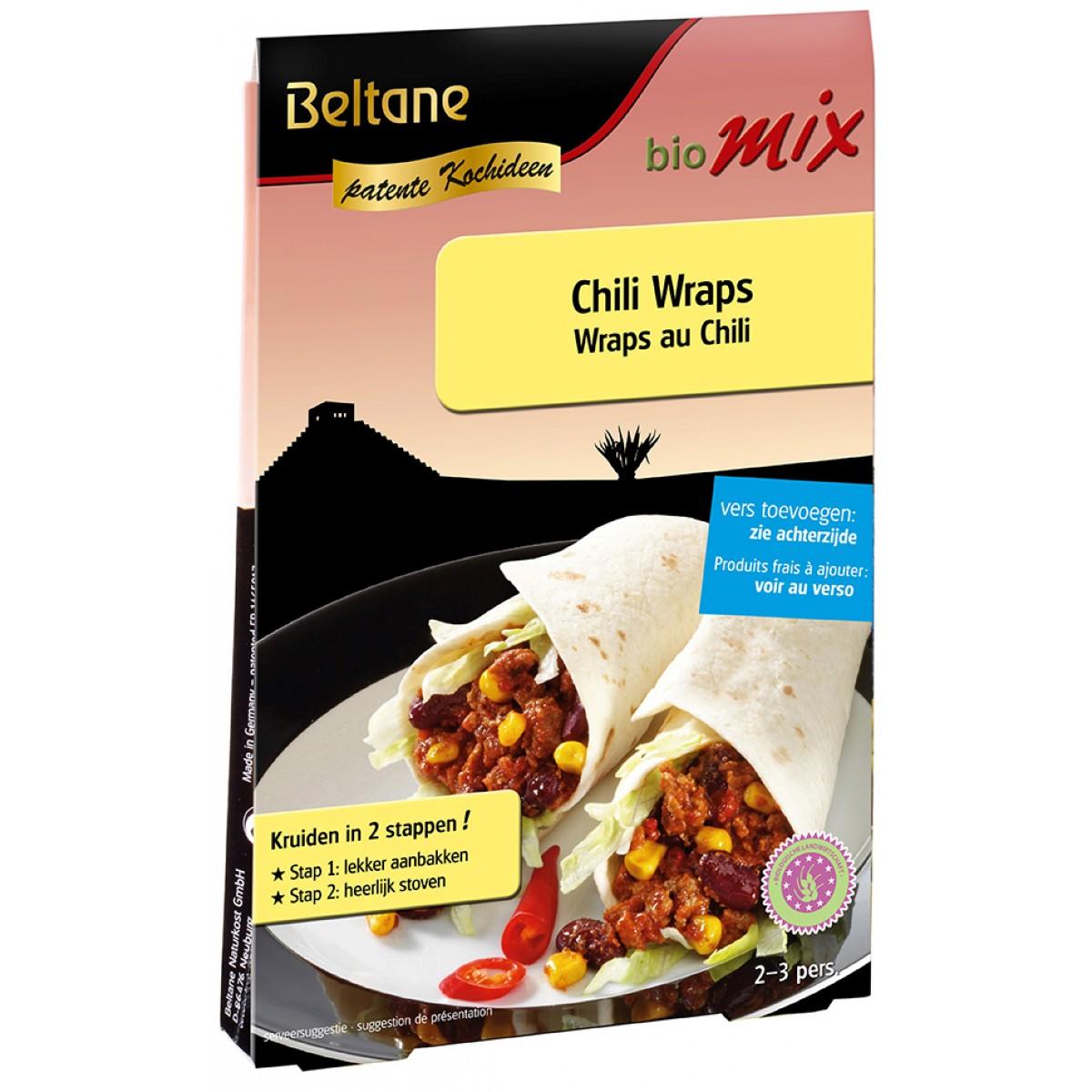 Chili Wraps