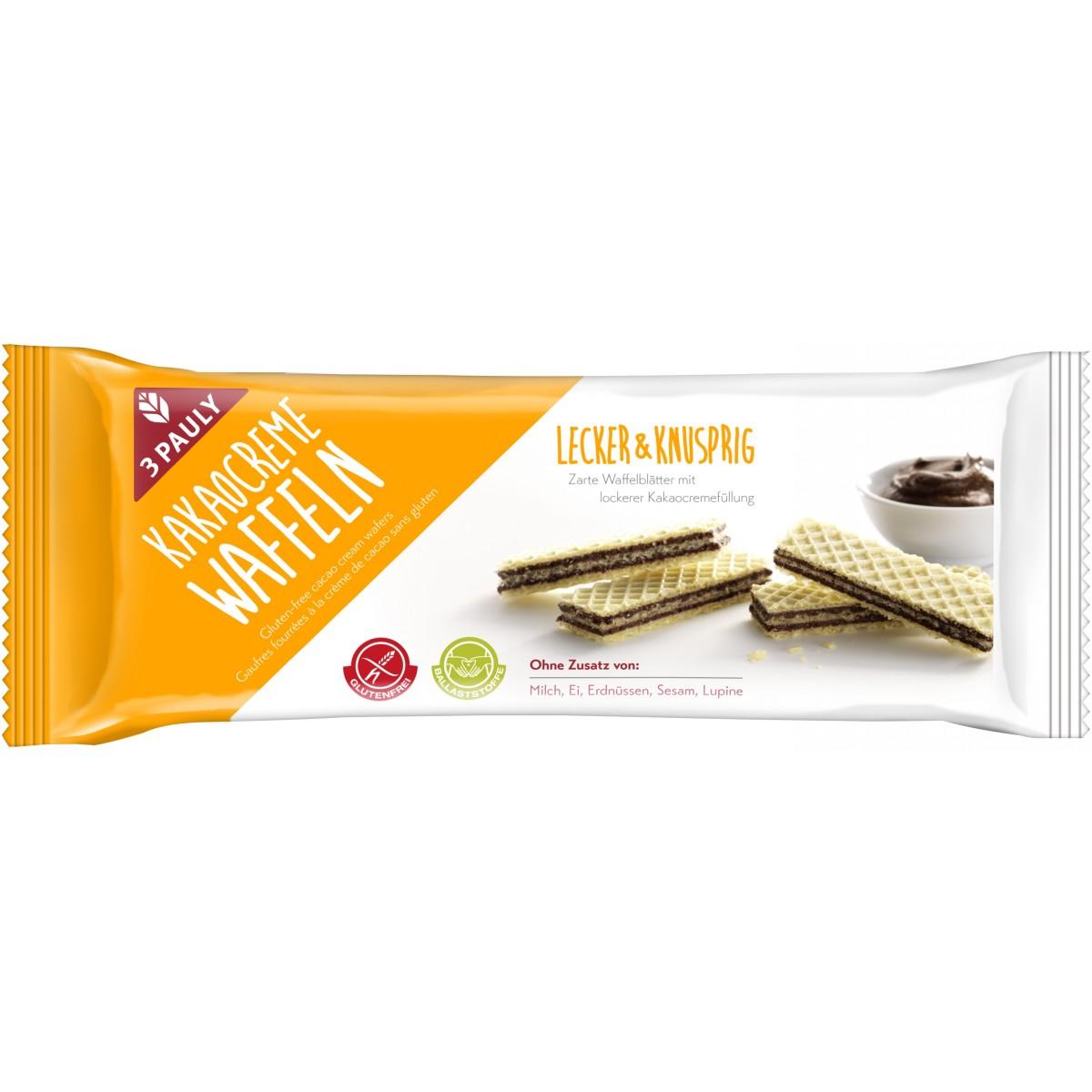 Chocoladecreme Wafels