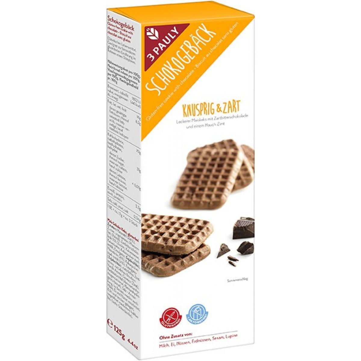 Koffiekoekje Choco