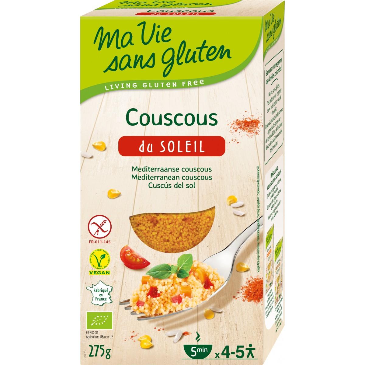 Couscous Mediterraans
