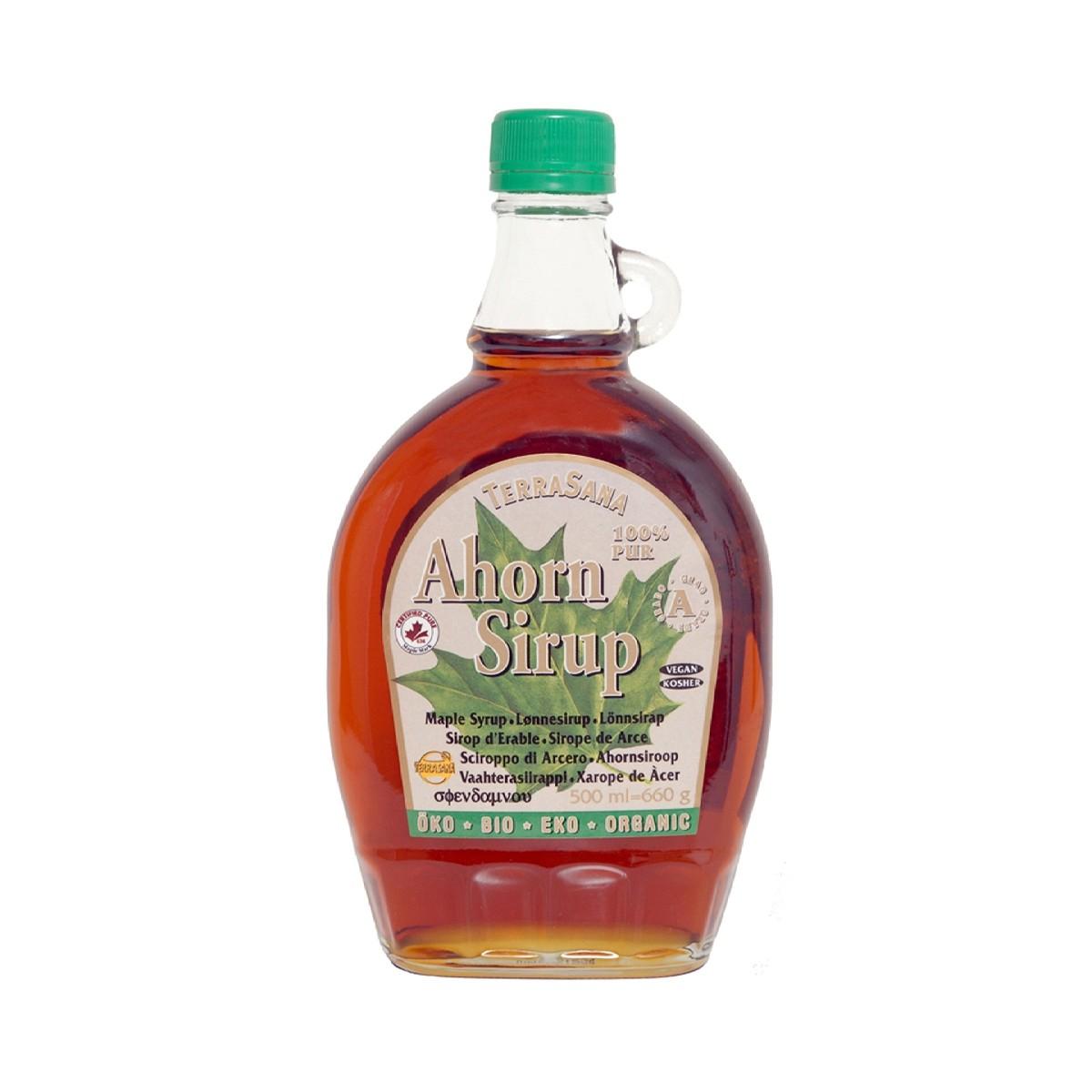Ahornsiroop A 500 ml