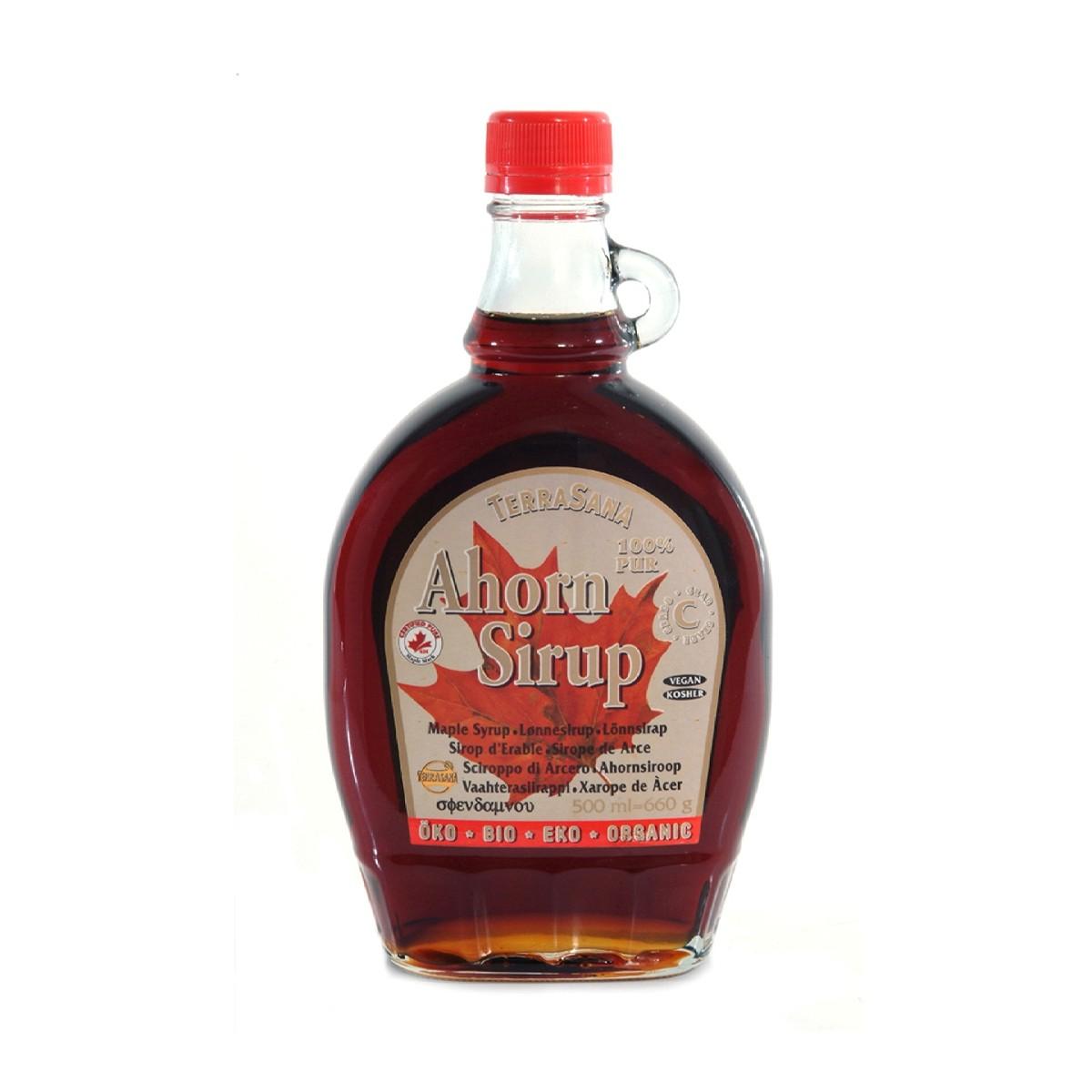 Ahornsiroop C 500 ml