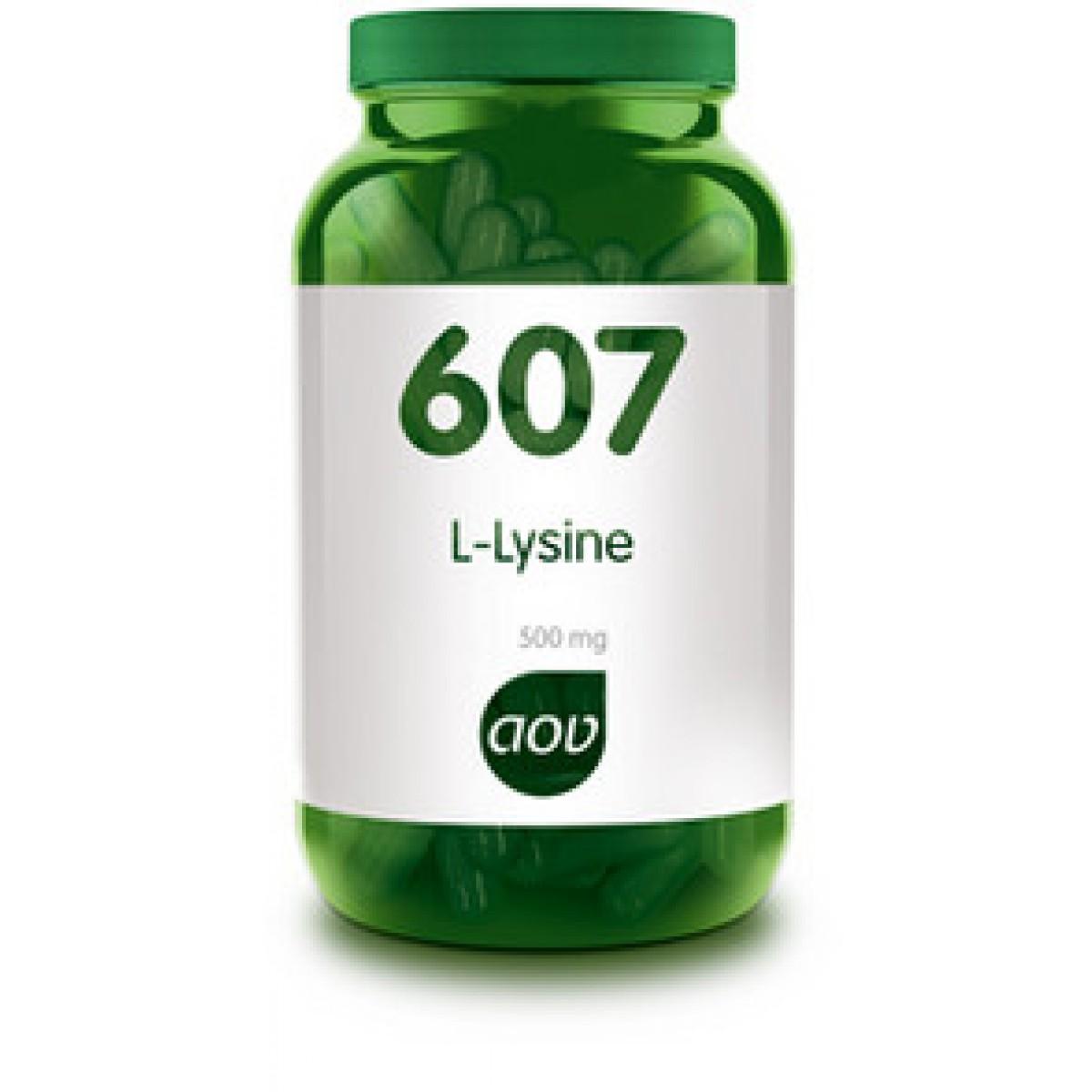 607 L-Lysine