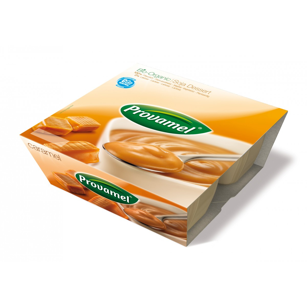 Soja Dessert Karamel 4-pack