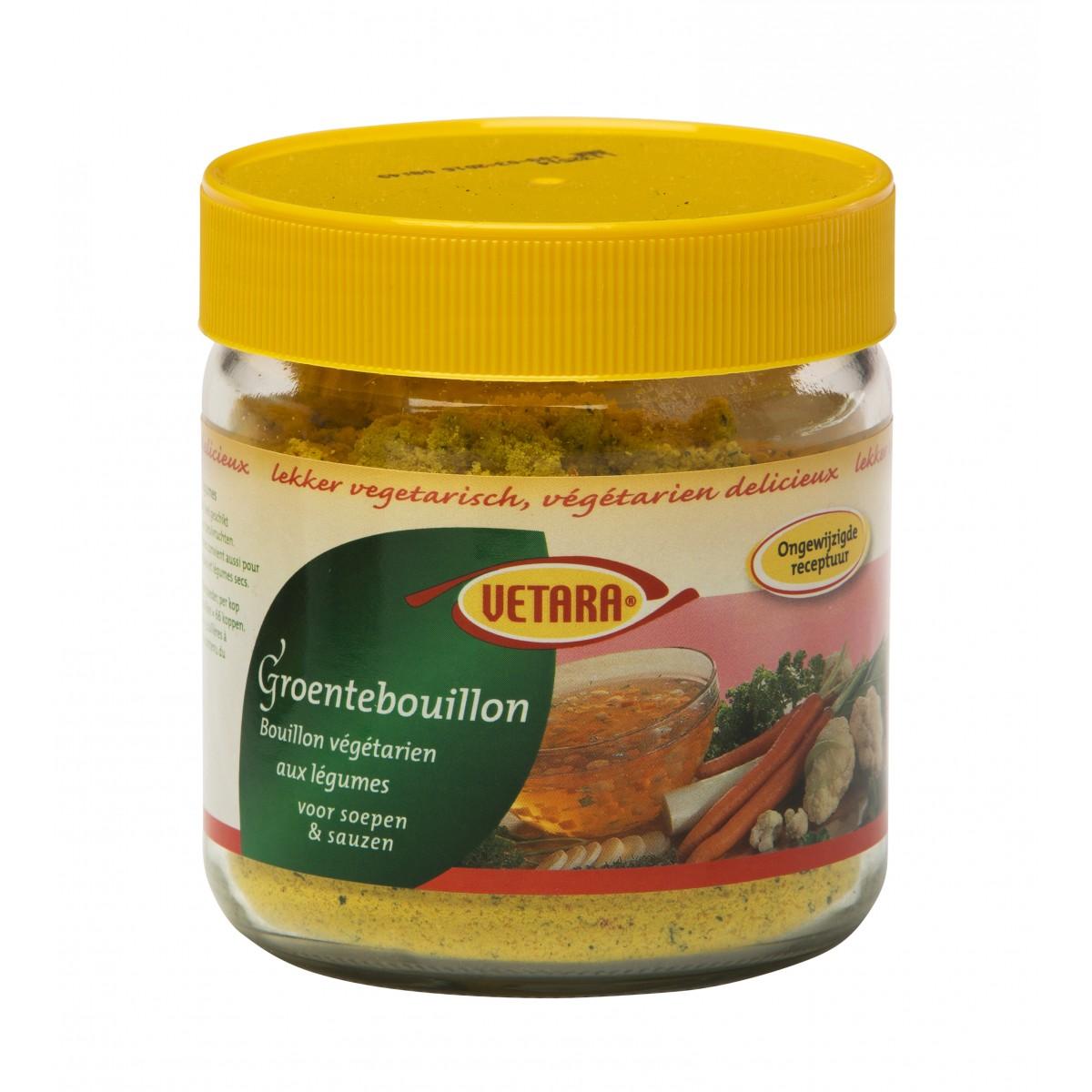 Groentebouillon (pot)