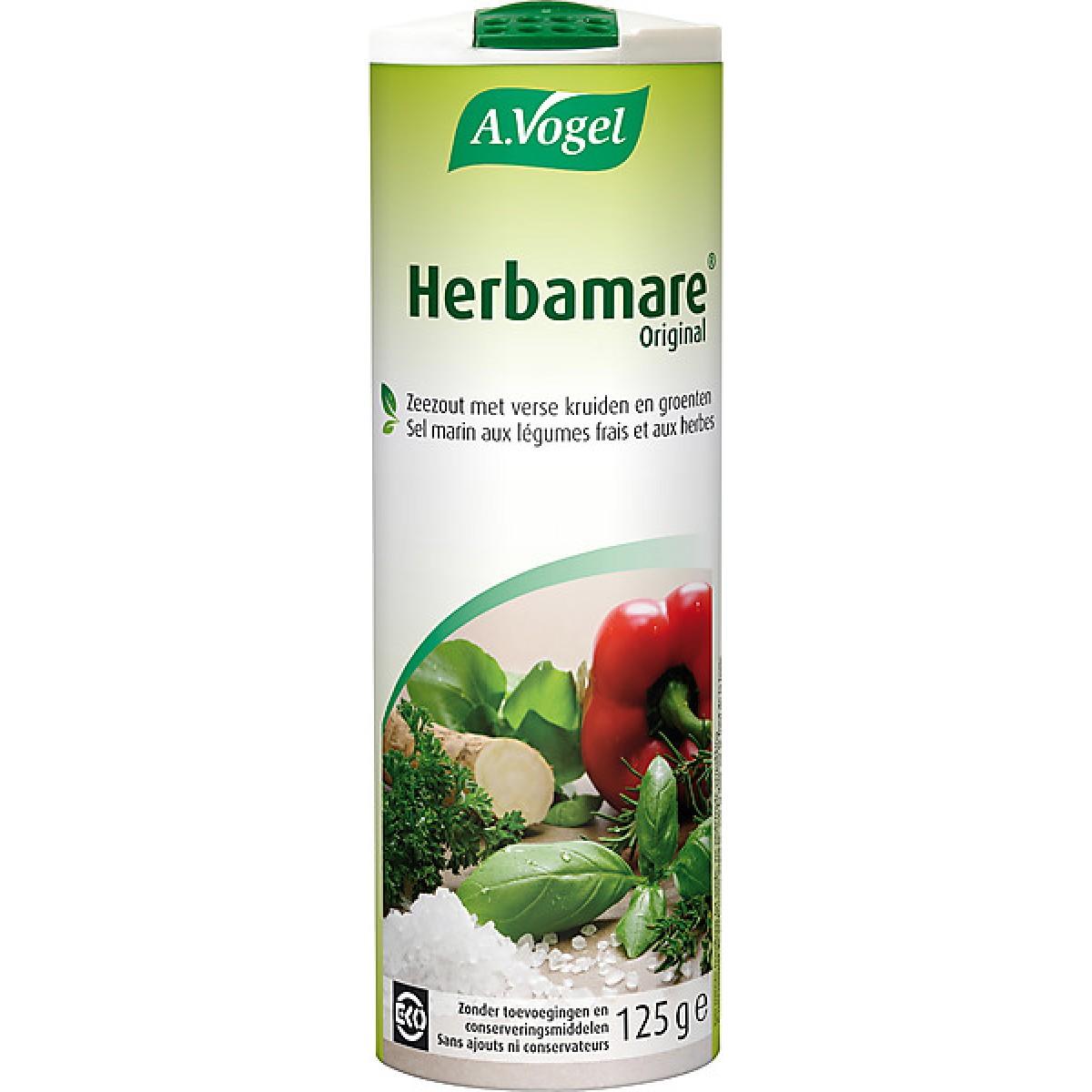 Herbamare Kruidenzout 125 gram