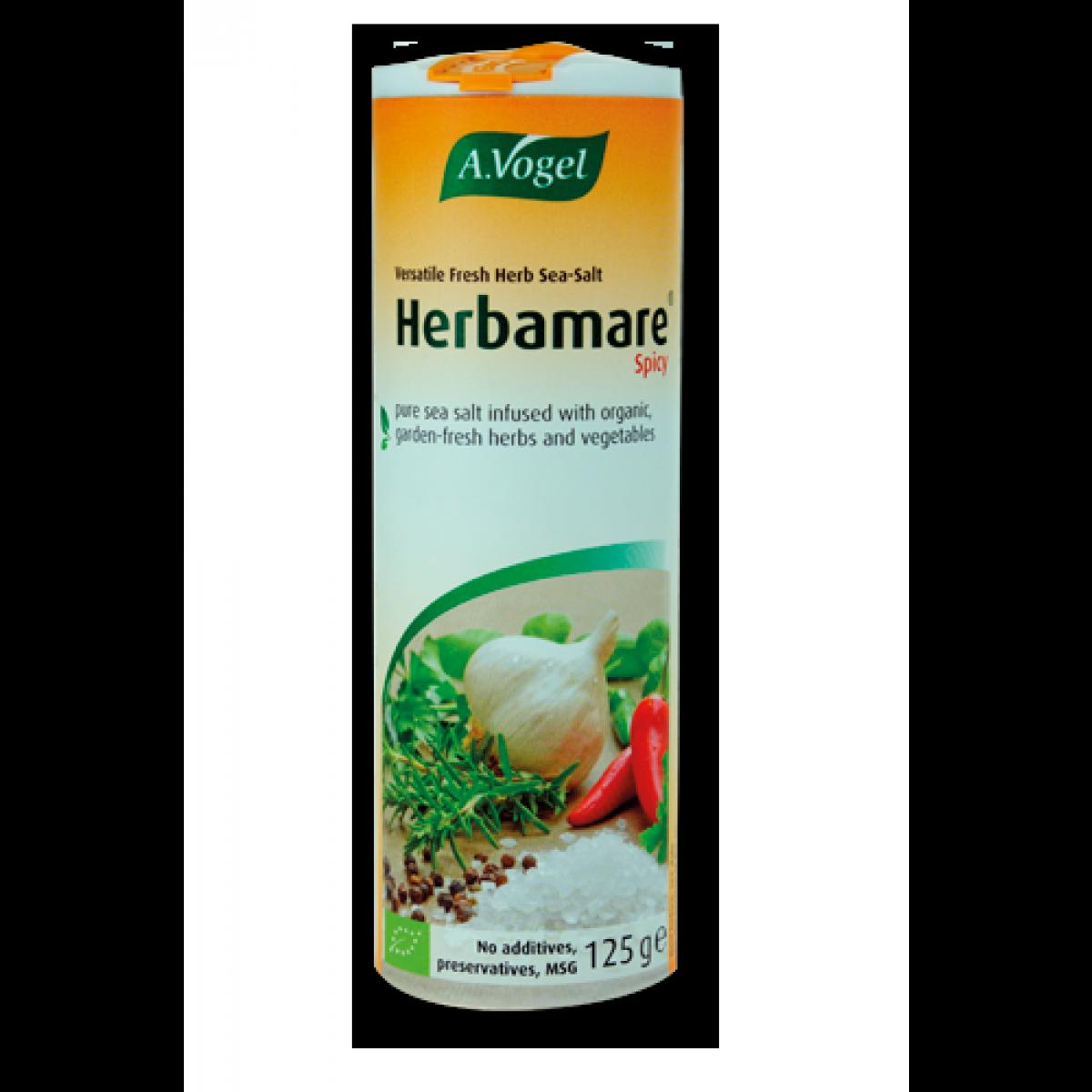 Herbamare Kruidenzout Pittig 250 gram