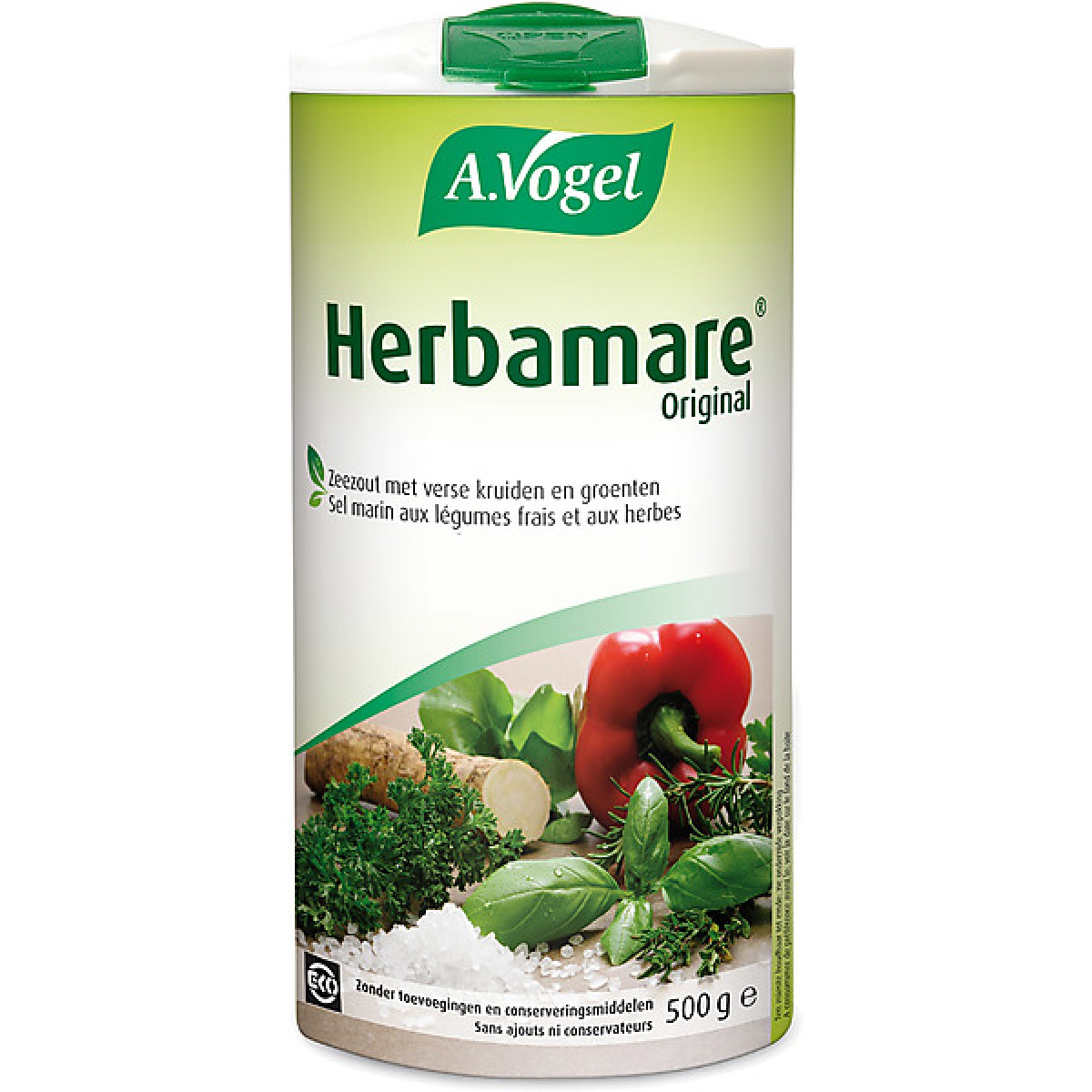 Herbamare Kruidenzout 500 gram