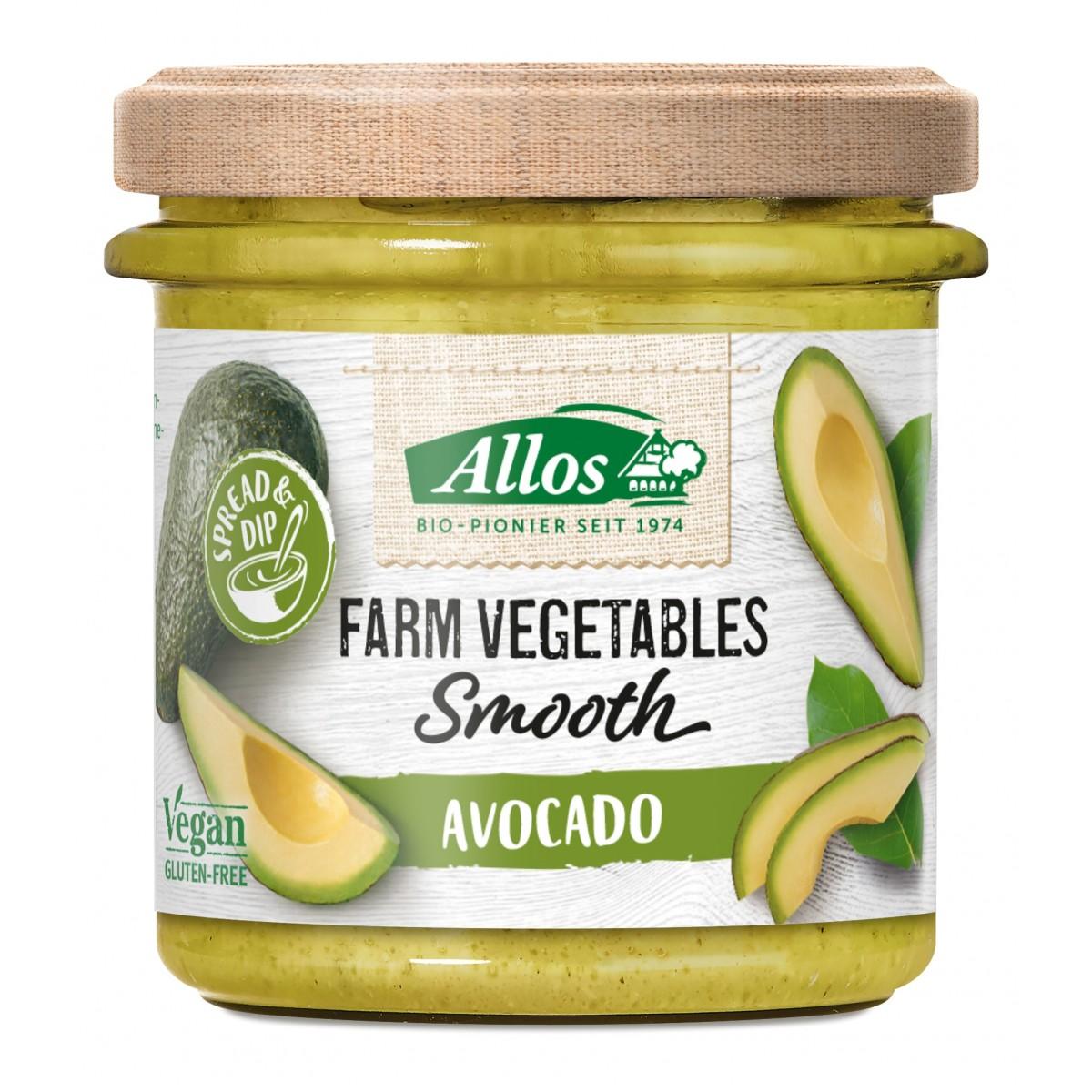 Groentespread Smooth Avocado