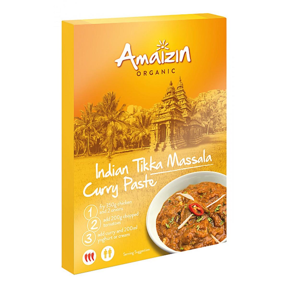 Indian Tikka Massala Curry Paste