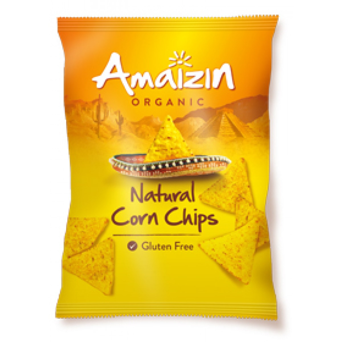 Corn Chips Naturel 150 gram