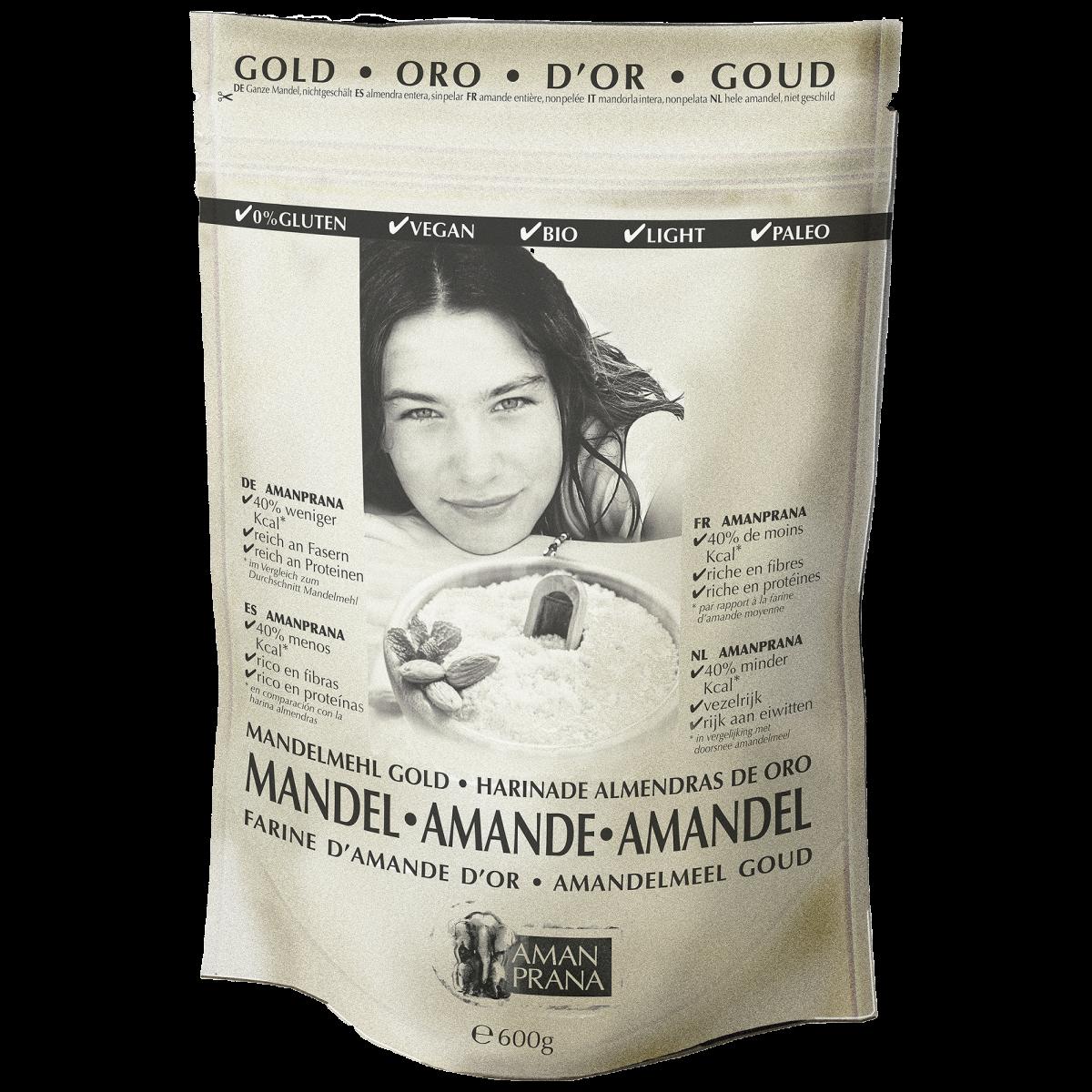 Amandelmeel Goud