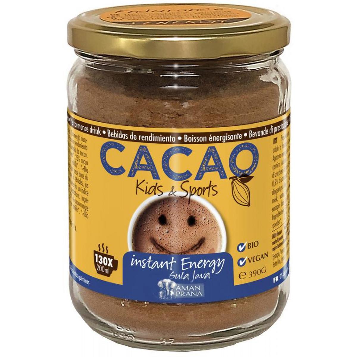 Instant Energy Cacao Kids & Sports 390 gram