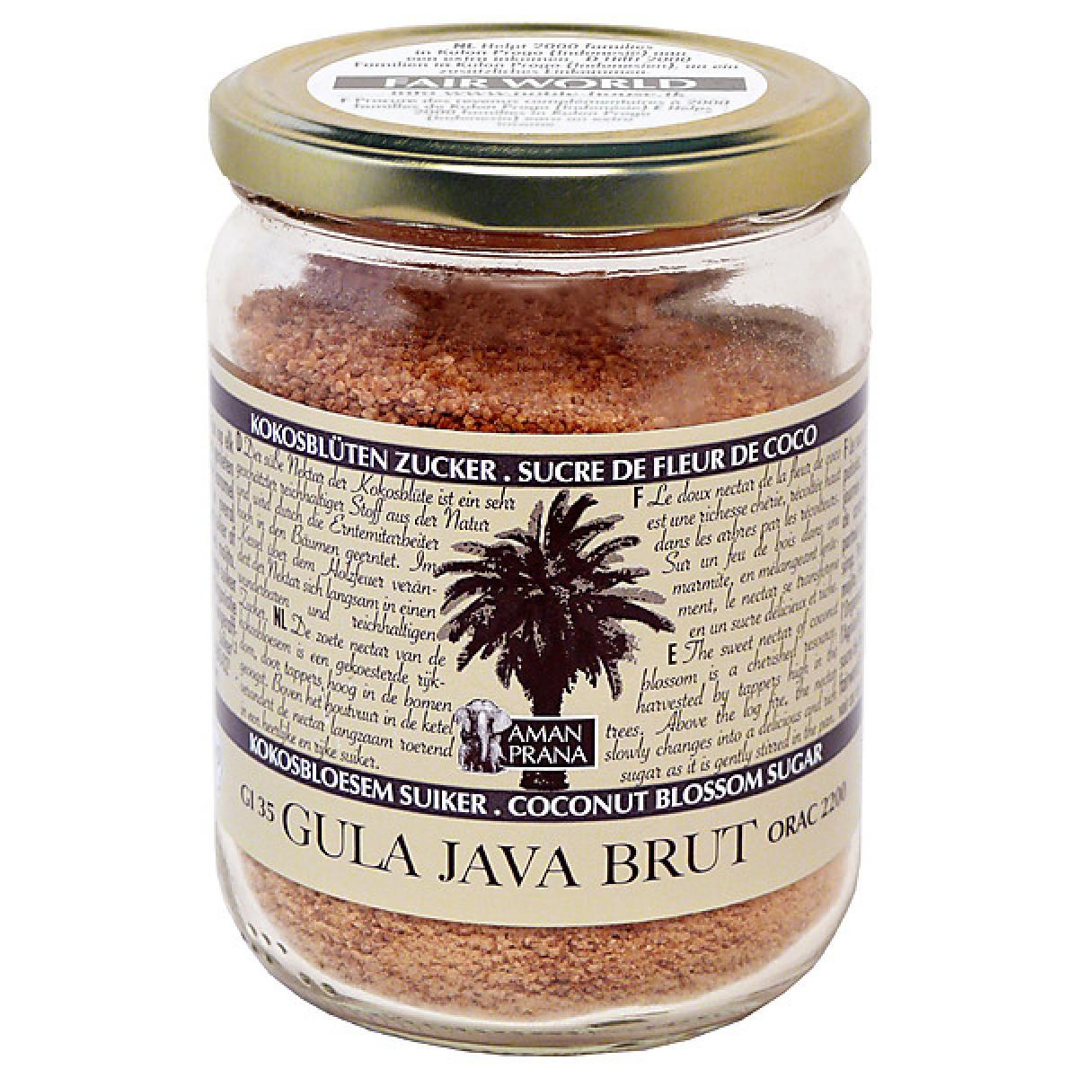 Gula Java Brut Kokosbloesemsuiker 1300 gram