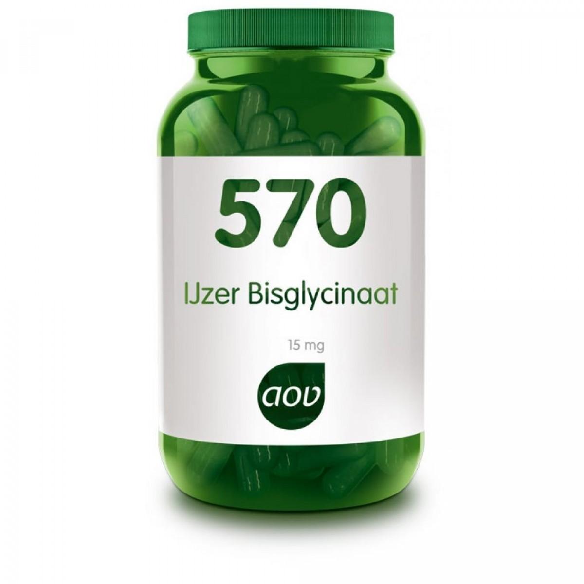 570 IJzer Bisglycinaat