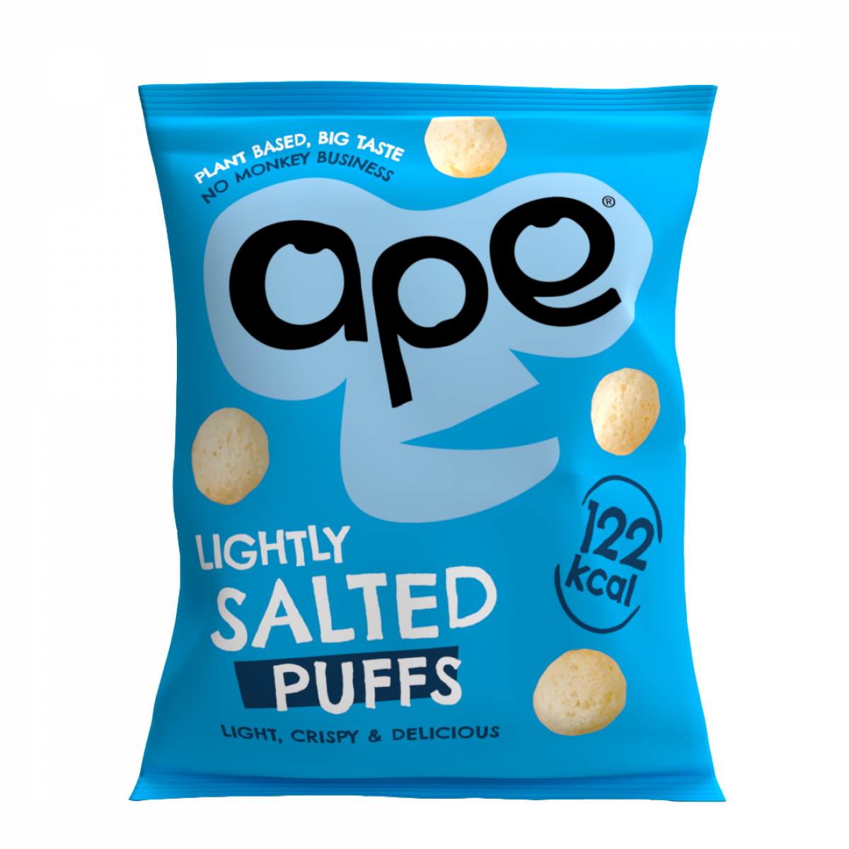 Lightly Salted Puffs