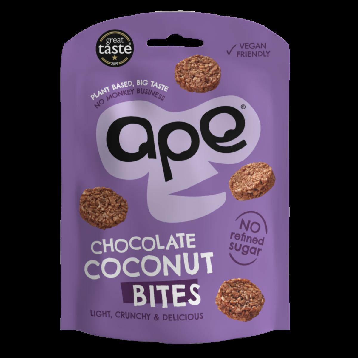 Chocolate Coconut Bites