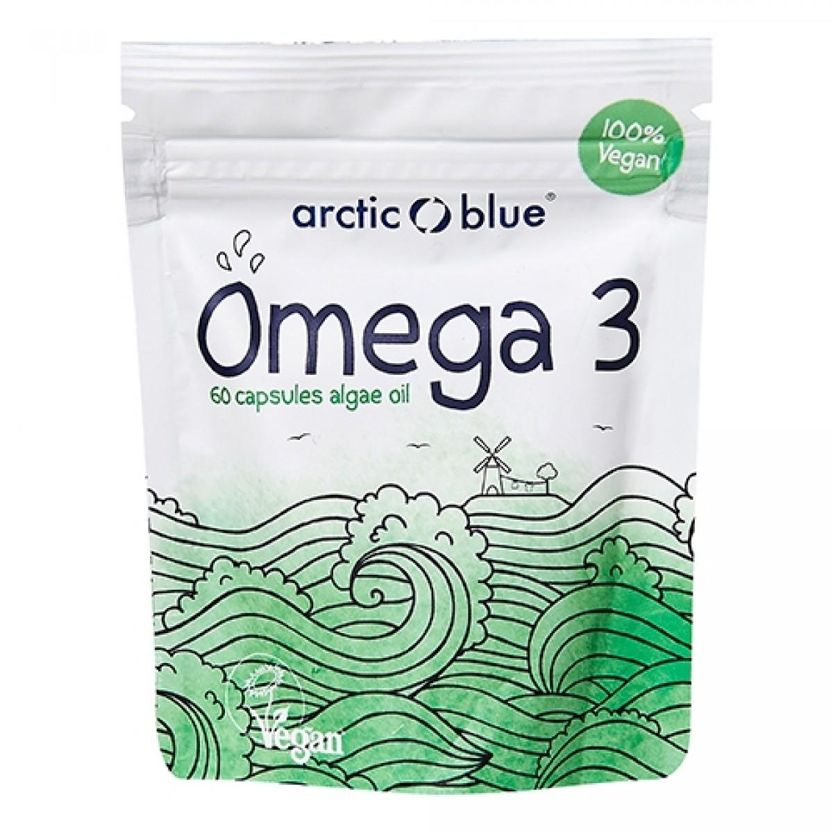 Omega 3 Algenolie