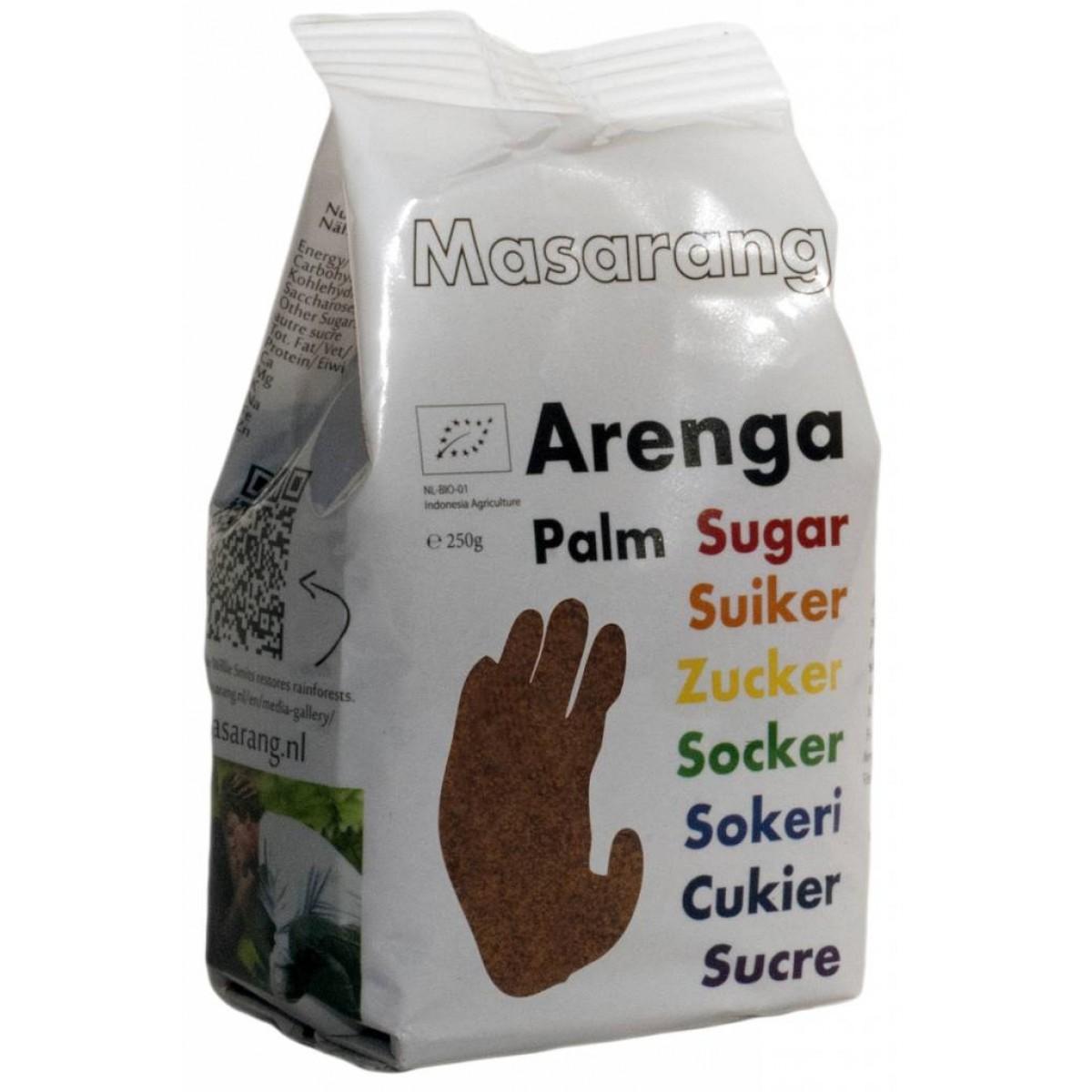Arenga Palm Suiker