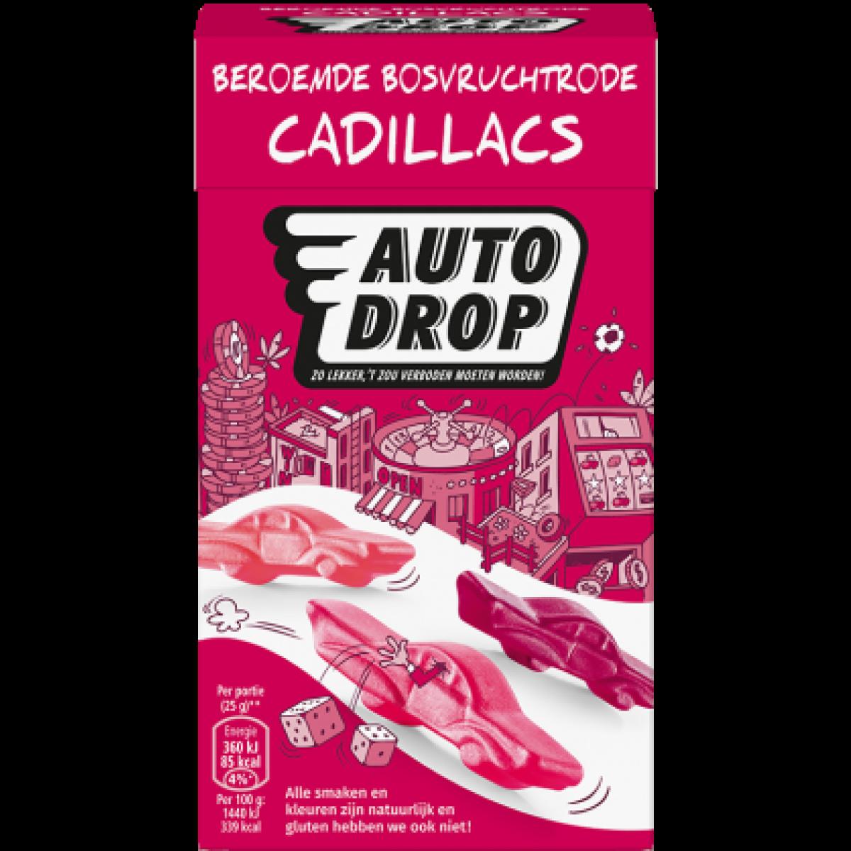 Cadillacs Mixdoos