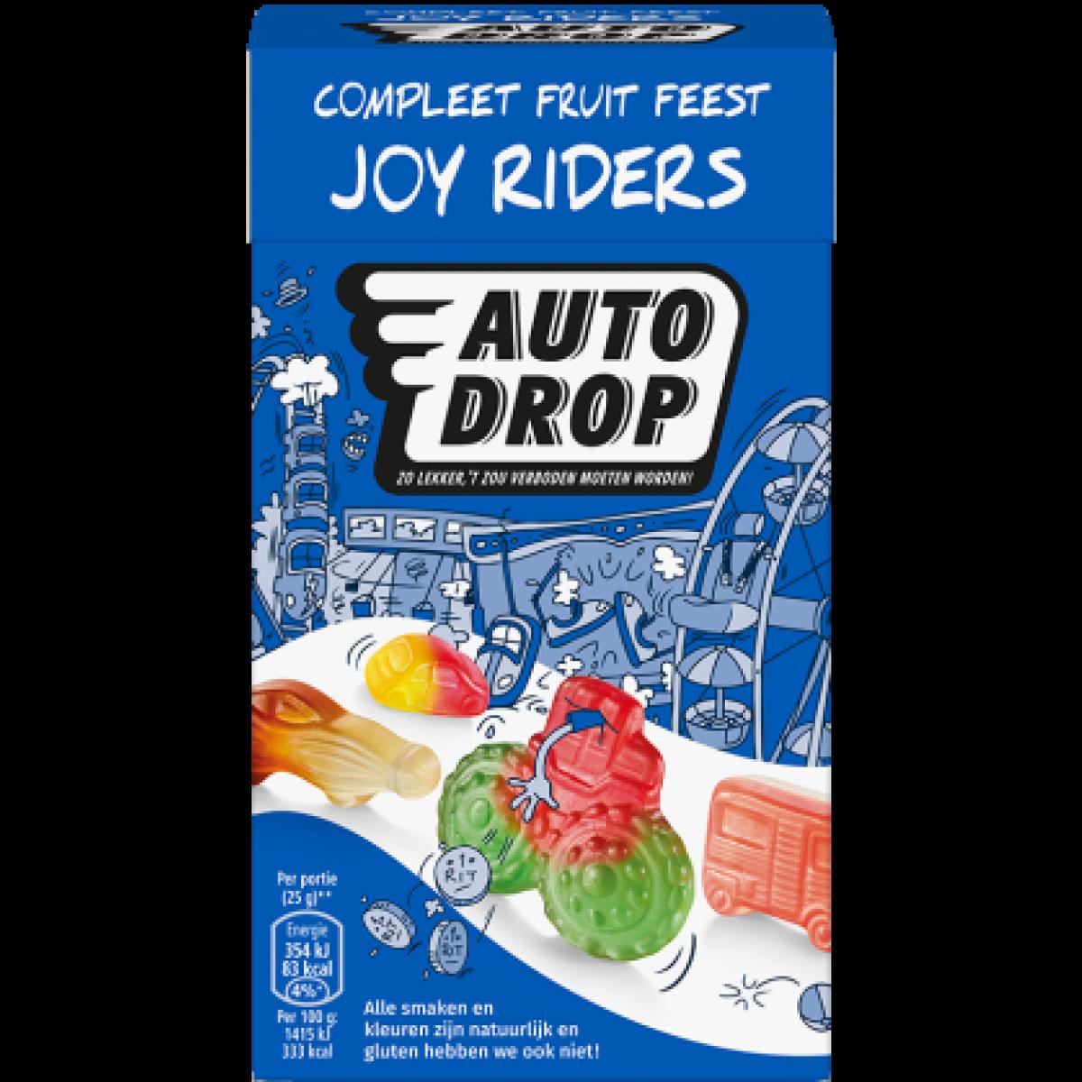 Joy Riders Mixdoos