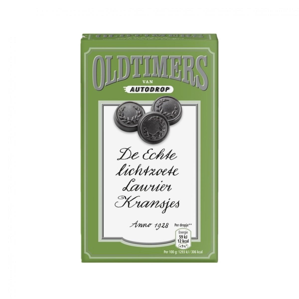 Oldtimers Laurier Kransjes Drop