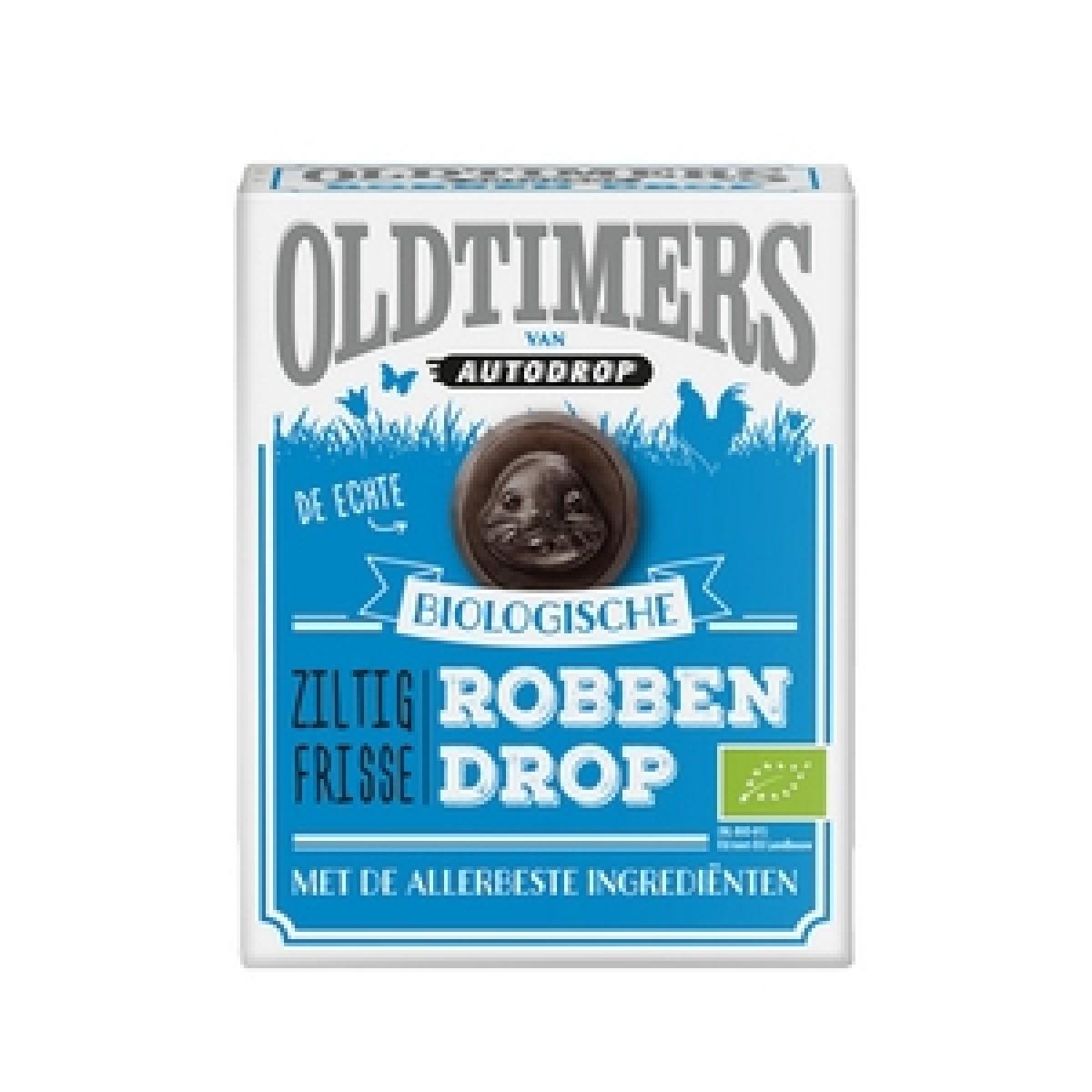 Oldtimers Robben Drop