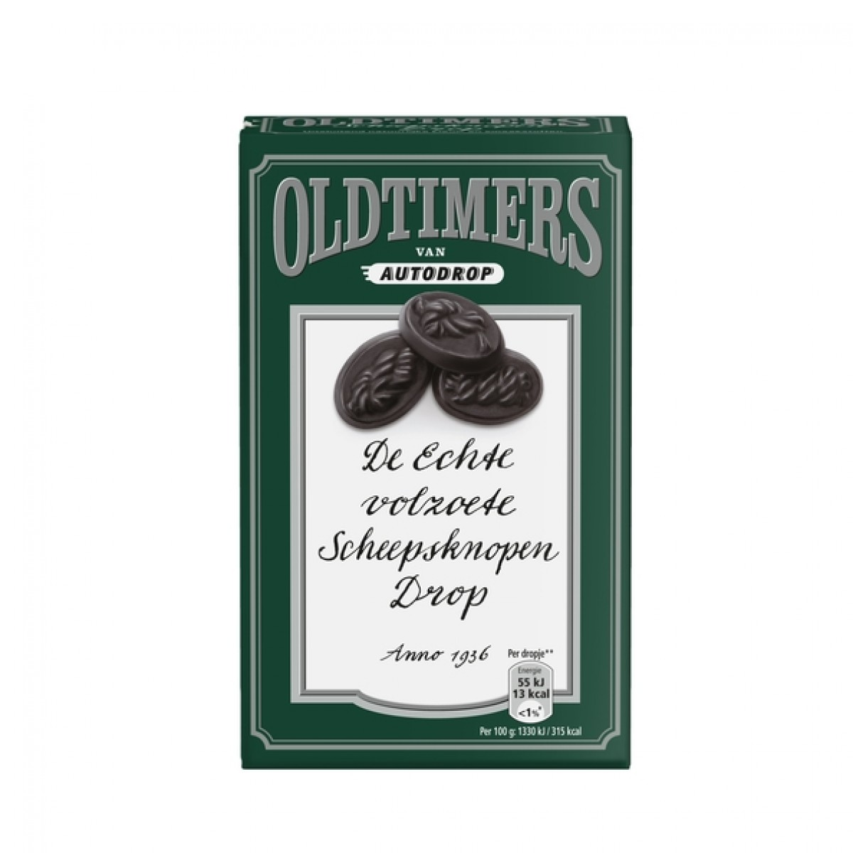 Oldtimers Scheepsknopen Drop