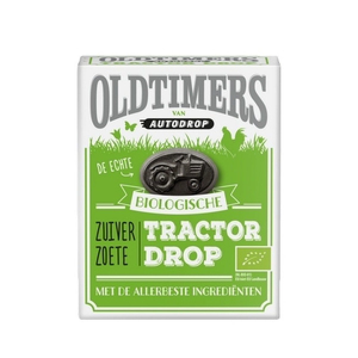 Oldtimers Tractor Drop