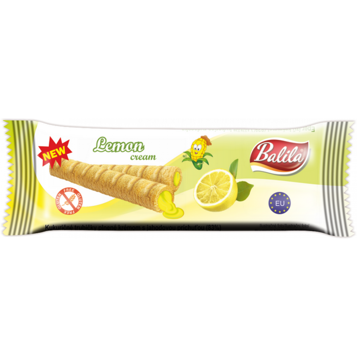 Maisrolletjes Citroen