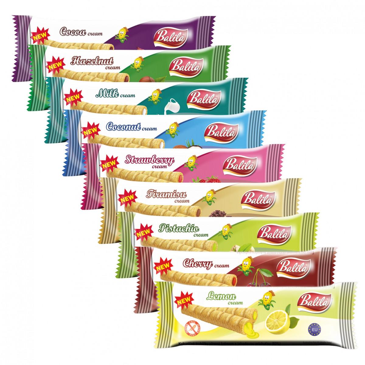 Balila Proefpakket (9 smaken)