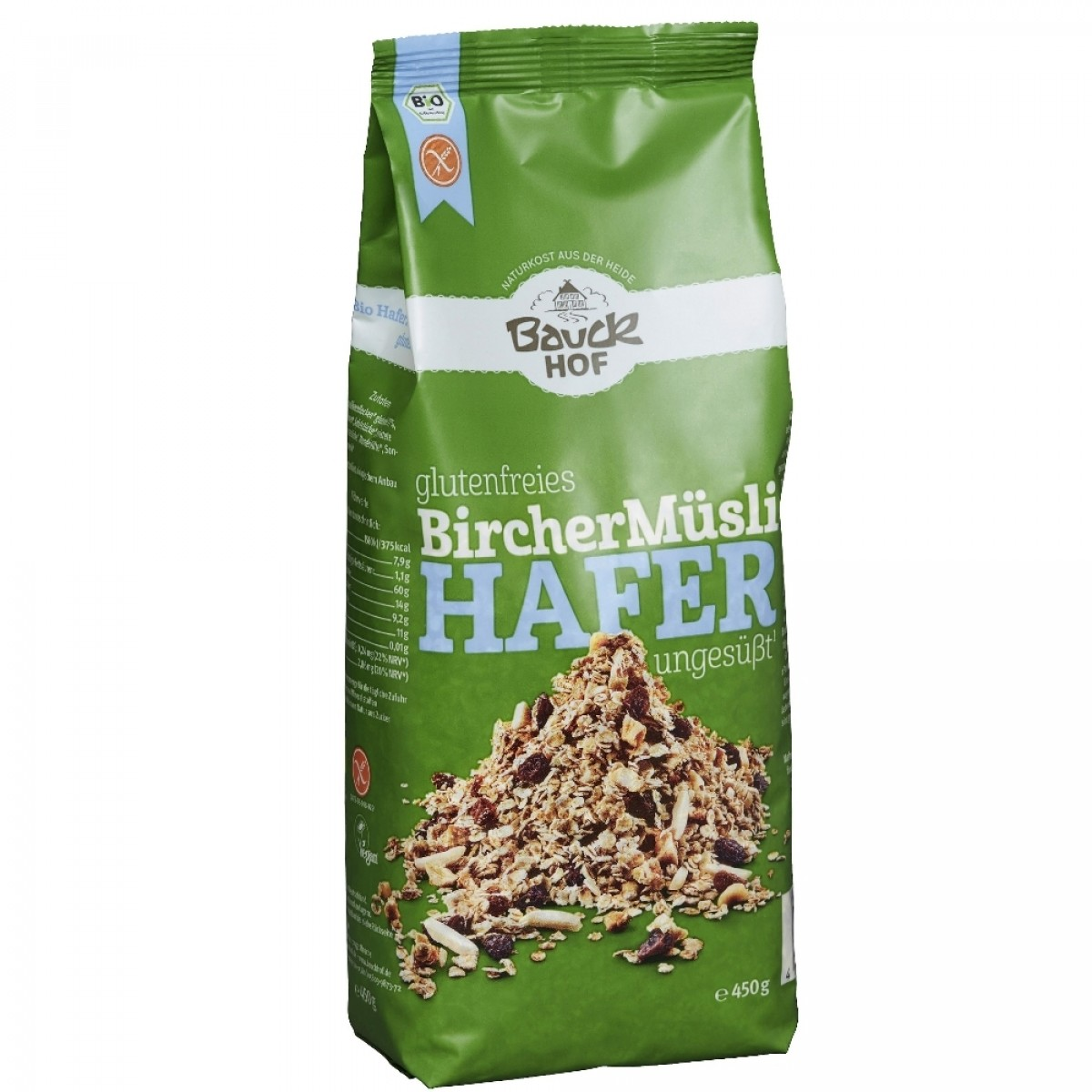 Havermuesli Bircher