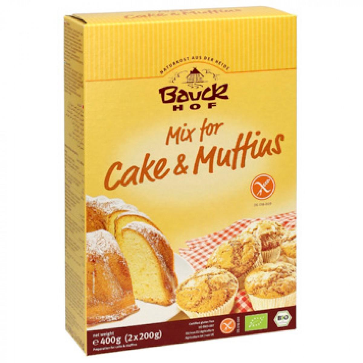 Mix Voor Cake & Muffins