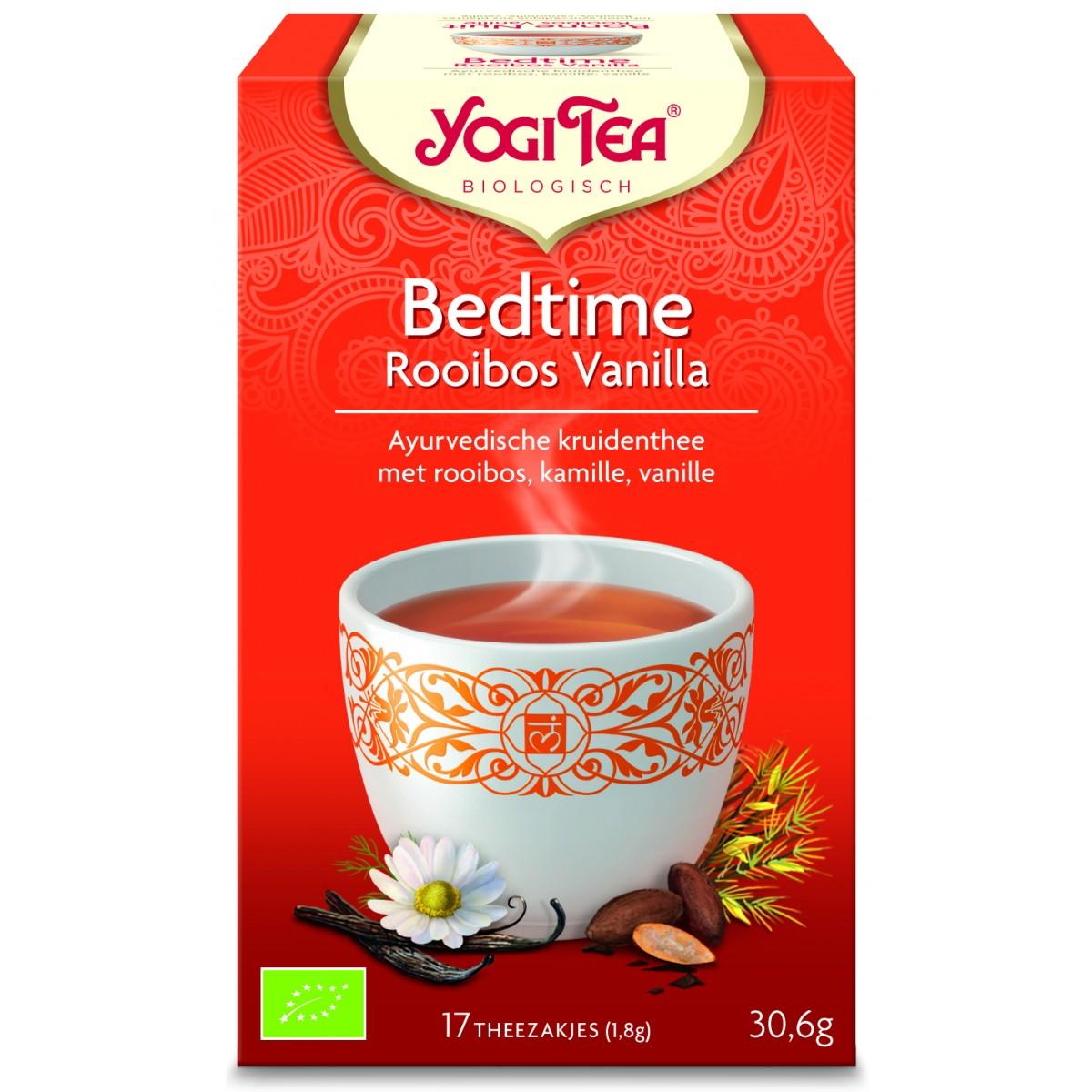 Bedtime Rooibos Vanilla