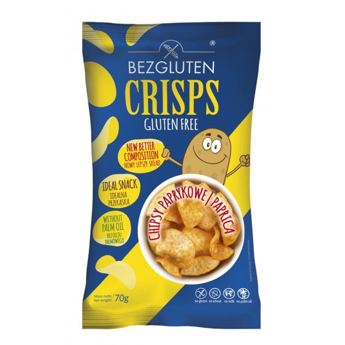 Crisps Paprika